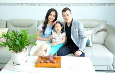 Ngắm nhan sắc xinh đẹp của Á hậu Thanh Trúc trong TVC quảng cáo gel diệt khuẩn Genli