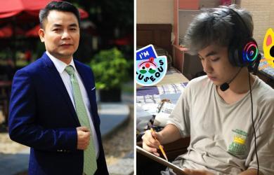 Con trai trưởng ngoài đời của chủ tịch Khang 'Hương vị tình thân': Đẹp trai, là kiến trúc sư tương lai